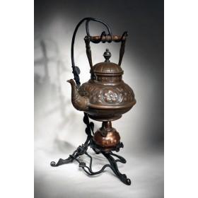Старинный чайный набор liseron купить в подарок и для украшения интерьера