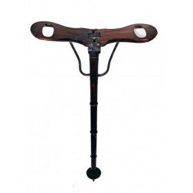 Старинная трость Walkstool, купить антиквариат