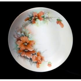 Антикварная тарелка Силезия