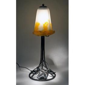 Старинная лампа Лоза Muller Freres