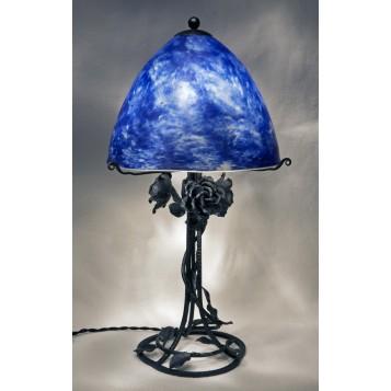 Старинные вещи и антиквариат в подарок, настольная лампа модерн Champignon