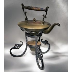 Антикварный  чайный набор Gothic
