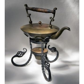 Старинные вещи в подарок, антикварный  чайный набор Gothic