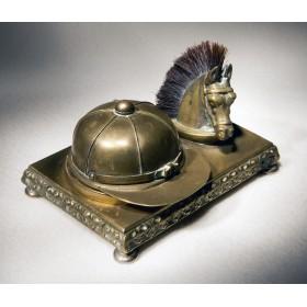 Старинные вещи в подарок, антикварный чернильный прибор Royal Ascot