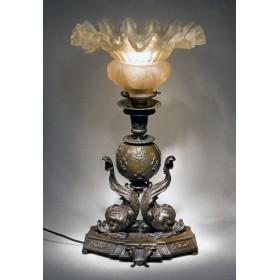 Старинная лампа Louis-Philippe I