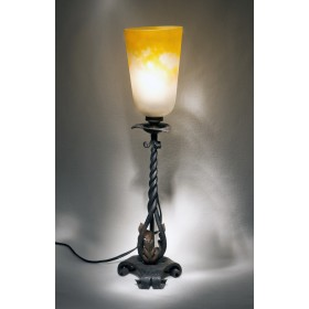 Старинная лампа GV de Croismare