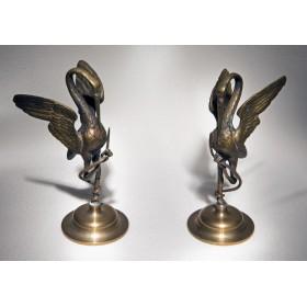 Антикварные статуэтки Ибис