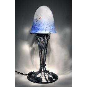 Старинная лампа Boursalt