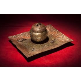 Чернильный прибор Fatalite, купить предметы старины в Москве