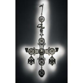 Ритуальный светильник Kreuz Meginshjól.