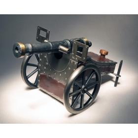 Антикварная пушка хьюмидор, раритетные подарки в Москве
