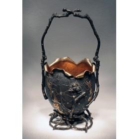 Антикварная ваза Chaudron