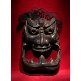 Антикварная маска Shikigami купить в подарок.