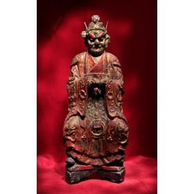 Старинная статуя Шенраба Мивоче Gshen-rab mi-bo.Тибет