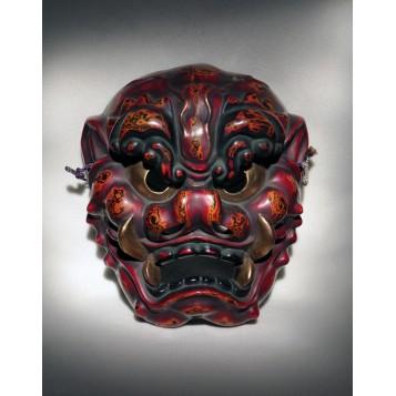 Антикварная маска Shikigami Y.