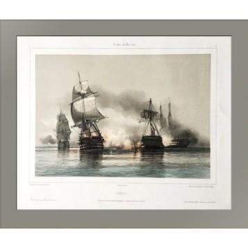 1844 Морская битва