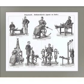 1896 Фитнес-тренажеры