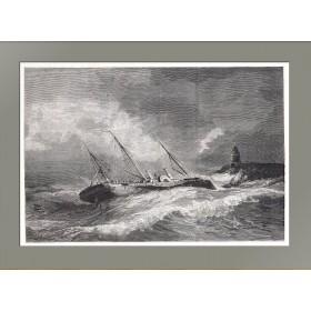 1878 Императорская яхта «Ливадия»