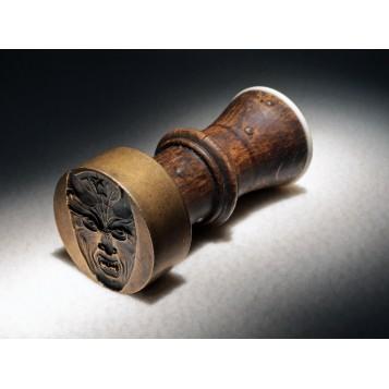 Антикварная печать Samael