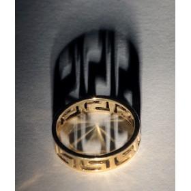 Ритуальное кольцо Eihwaz 7 сфер