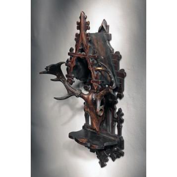 Старинный артефакт - череп Оленя