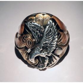 Старинное кольцо Adler