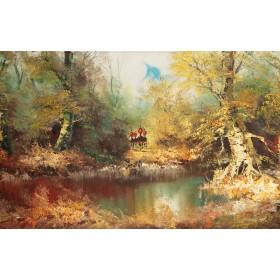 Картина Английская охота