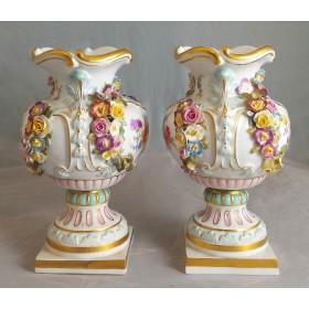 Эксклюзивные декоративные вазочки (пара)