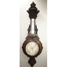 Английский барометр-анероид