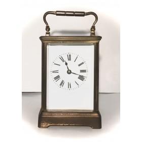 Каретные латунные часы Ferguson&Company
