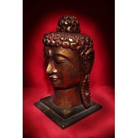 Артефакт голова Будды