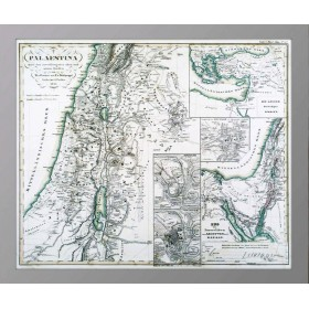 1844 Израиль (Палестина)