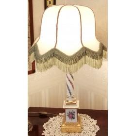 Старинная лампа в стиле бидермейер
