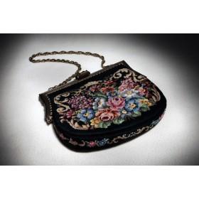 Старинная театральная сумочка Розы