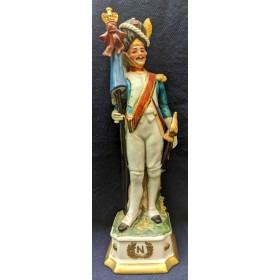 Статуэтка солдата Наполеоновской армии