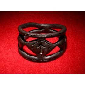 Антикварное кольцо скандинавского Тула Teiwaz I