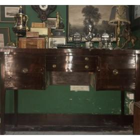Старинный георгианский стол