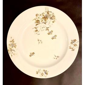 Антикварная тарелка корниловского фарфора