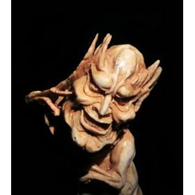Старинное окимоно демон Дзикининки