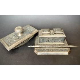 Антикварный письменный прибор, изготовленный во Вьетнаме
