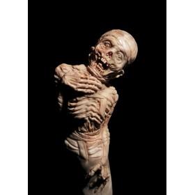Старинное окимоно демон Иттан-момэн