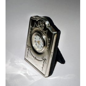 Серебряные часы Sheffield