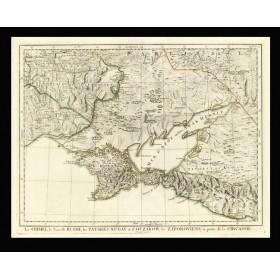 Крым и северное побережье Чёрного моря с прилегающими территориями