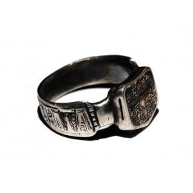 Старинное кольцо Рыцарского Ордена