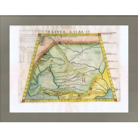 Карта. Юг России – Крым, Азов, Кавказ.