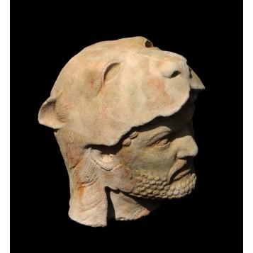 Артефакт голова Геракла