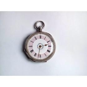 Старинные карманные часы Kendal&Dent