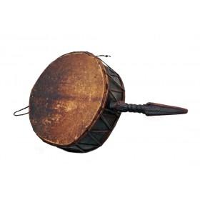 Старинный бубен шамана Бон