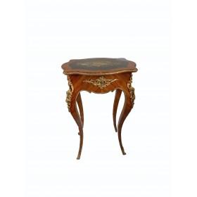 Старинный прикроватный столик  неорококо
