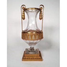 Старинная ампирная ваза